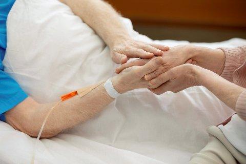 Kvinnherad kommune har søkt om tilskot til kompetanseheving innan lindrande behandling og omsorg ved slutten av livet.
