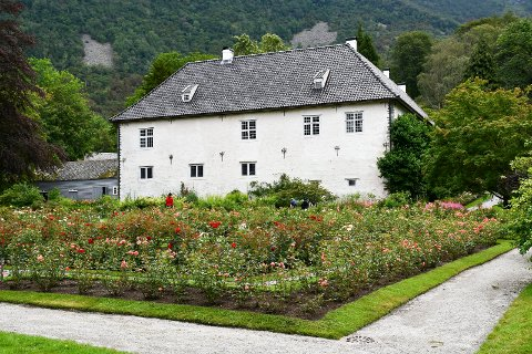 Baroniet i Rosendal.