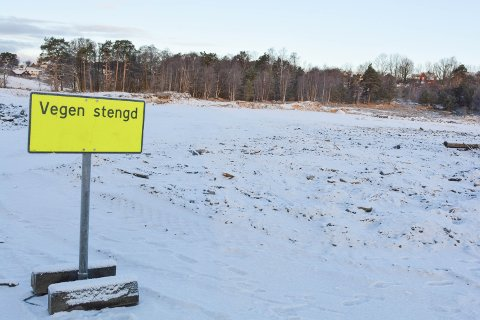 Pengane fekk bein å gå på i bygginga av tomt og tilkomstveg til Kvinnherad Arena.