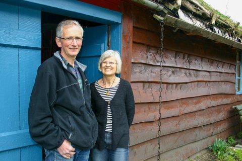Pål og Astrid Haugland fekk fredag beskjed om at dei hadde vunne prisen.