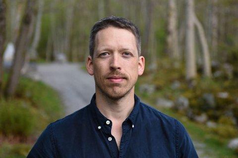 Kommuneoverlege Glenn A. Opland er beredskapsvakt i påsken.