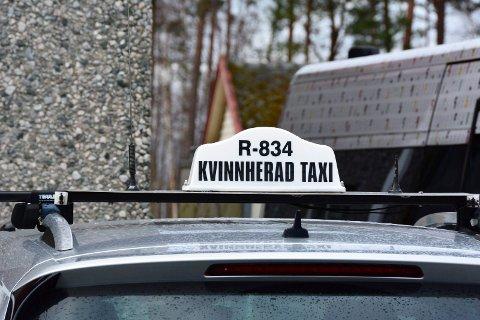 Kvinnherad Taxi får dagens ros.