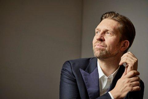 KORONAÅRET: - Jeg har fått gjort to innspillinger og har følt meg privilegert i forhold til andre innen kulturlivet, forteller Leif Ove Andsnes, karmøybuen som har bodd lenge i Bergen.
