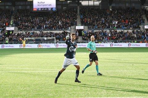 SLUTT: Johnny Furdal legg opp som fotballspelar. Han håpar likevel å få nokre minutt på banen før sesongen er ferdig.