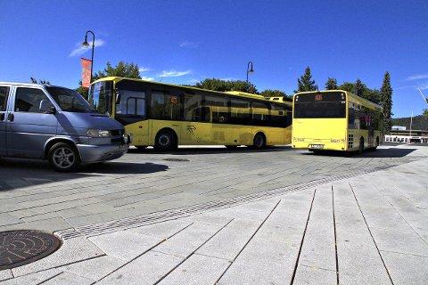 TILTAK: Buskerudbyen har har ført til mange synlige grep i trafikken. Både i form av vei og kollektivtrafikk.