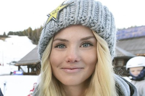 FEMTEPLASS: Silje Norendal ble nummer fem i kvalifiseringen til prøve-OL i Pyeongchang.