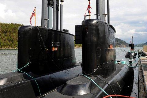 Sjøforsvaret disponerer i dag seks ubåter av Ula-klassen.