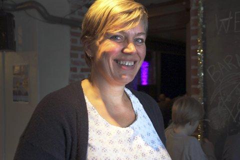 KJEMPER OM PLASSEN: Laila Gustavsen fra Kongsberg kjemper om plassen når Buskerud Arbeiderparti nå skal bestemme hvem de ønsker som stortingskandidater.