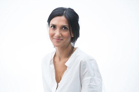 NY BLOGGER: Etter mange år som journalist tok Mina G. Lunde i sommer sluttpakke hos Dagens Næringsliv. Nå er hun hyret inn som fast blogger i Nettavisen.
