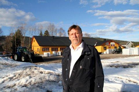 TILBAKE: Odd Mortensen er nyvalgt leder av Kongsberg Frp, etter noen år borte fra kommunen.