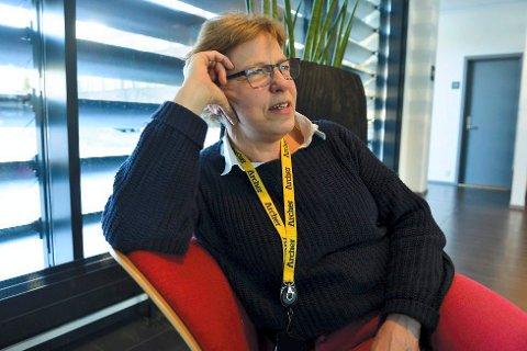 Anne-Jenny Archer, tillitsvalgt FMC NITO.
