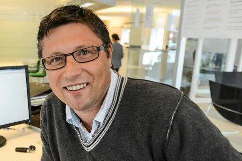 KOMMENTERER: Jørn Steinmoen er ansvarlig redaktør i Laagendalsposten.