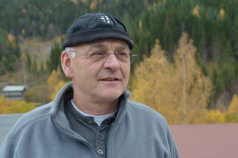 Hans-Jørgen Jahren er sekretær i Øvre Numedal fjellstyre.
