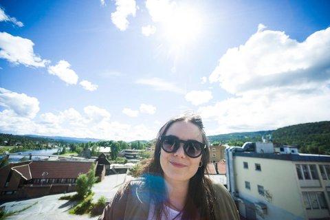 Fra Kongsberg: Lisa Skaar Næss er også med i Snapkollektivet.