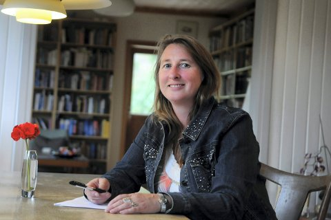 1. oktober er det slutt etter 12 års jobbing i FMC. Nå har Christiane Moos, opprinnelig fra Veungsdalen, startet firmaet Mattehjelpen Kongsberg.