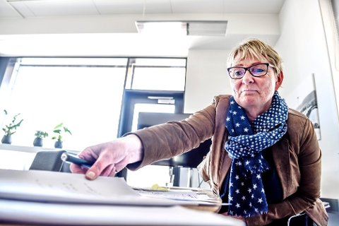 AKSJON I KONGSBERG: Tove Svensli  i Arbeidstilsynet sier at forholdene i Kongsberg anses som alvorlige.