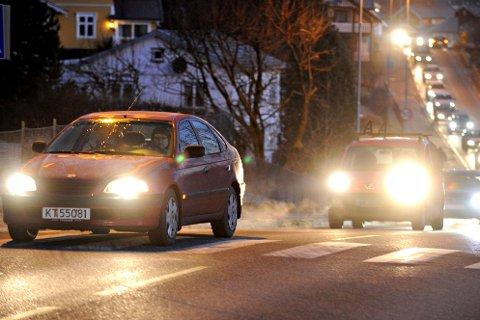 KONGSBERG: Om halvannet år forsvinner all gjennomgangstrafikk i Kongsberg sentrum.