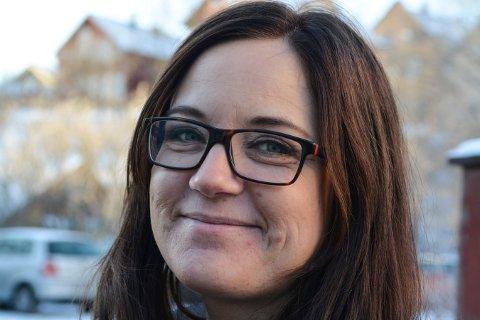GODT FORNØYD: Margit Åsarmoen, daglig leder i  Glogerakademiet.