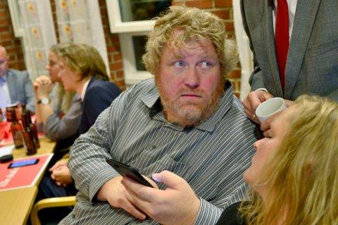 AVVENTER: Bjørn Tore Ødegården, leder i Buskerud arbeiderparti avventer å kommentere Giske-saken, men sier han har tillit til hvordan saken håndterea av partilederen.