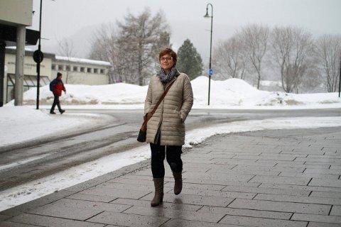 Laila Gustavsen starter onsdag i ny jobb som driftssjef på høyskolens avdeling Ringerike.