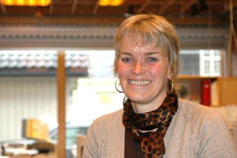 SØKER: Petra Turet Olsen jobbet i Kongsberg kommune som helsesjef. Nå vil hun bli kommuneoverlege i Numedal. Bildet er fra 2007.
