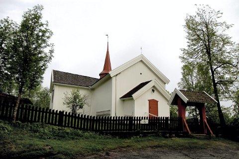 KONFIRMASJON: Lyngdal kirke.