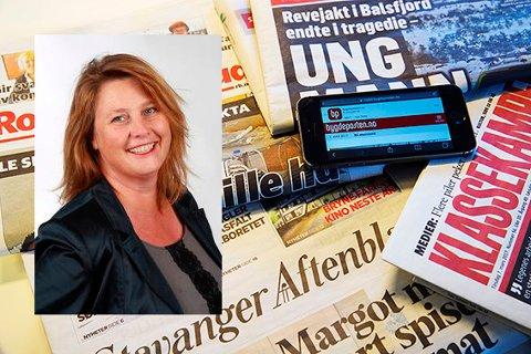 Førsteamanuensis Eiri Elvestad skal holde et foredrag om et brennhett tema i Krona. Skiller den norske mediesituasjonen i  seg fra USA, andre land i Europa og resten av verden?