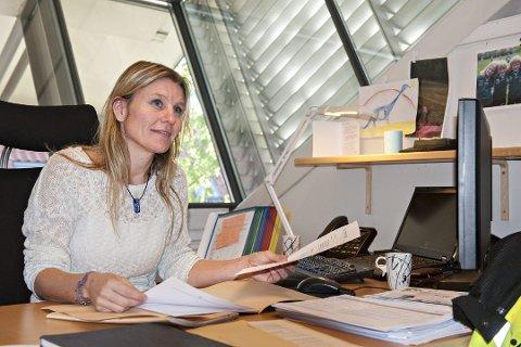 Annette Finnerud er ansatt som daglig leder i Kongsberg-regionen fra 1. februar. Hun er i dag byutviklingssjef i Porsgrunn kommune.