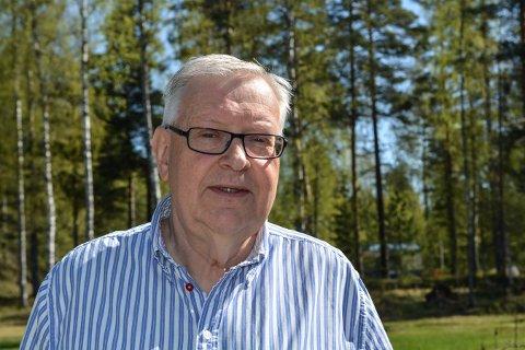 FOREDRAGSHOLDER: Johan Jarnæs blir å høre i Labrostua torsdag kveld.