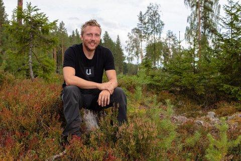 VIDERE: Kjetil Nørstebø fra Uvdal kan vinne hele Farmen-eventyret.