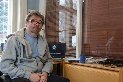 Festivalsjef Kai Gustavsen er tilfreds med økt momskompensasjonsordning.