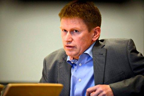 HVA NÅ? Hans Peter Havdal og andre industriledere spør politikerne hva som er veien videre i samarbeidet og dialogen de har.