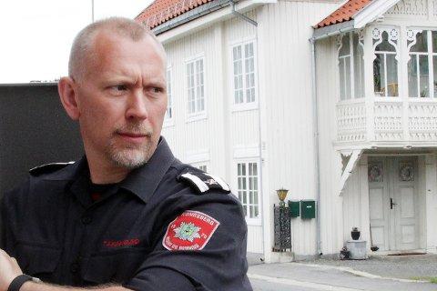 SØKER: Tom Arvid Kongsgård.