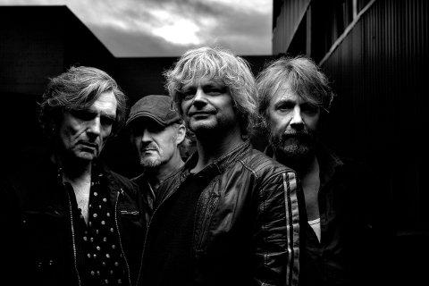 ROCK: Dum Dum Boys skal avslutte trippelkonserten på Kirketorget jazzlørdagen.