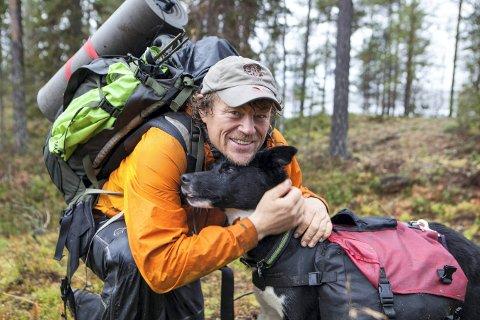 POPULÆR: Lars Monsen skal blant annet gå over vidda når han lager sommer-TV for NRK.
