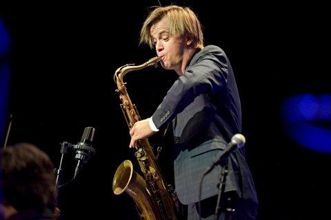 MER SAX: Marius Neset (bildet) blir å høre sammen med Chick Corea i musikkteatret i kveld.