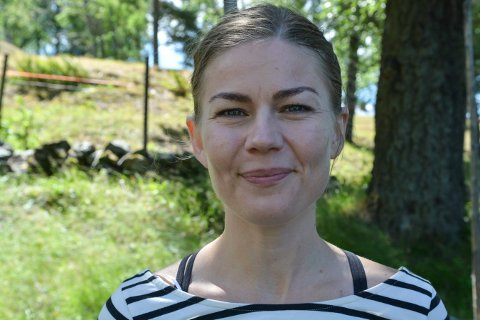 ARRANGØR: Kulturkonsulent i Rollag, Helena Hafthorsdottir Lindheim, inviterer til sommerens siste aktivitetsdag på Rollag bygdetun.