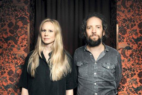 STARTER JAZZVÅREN: Susanna og David Wallumrød holder konsert på EnergiMølla torsdag 10. januar.