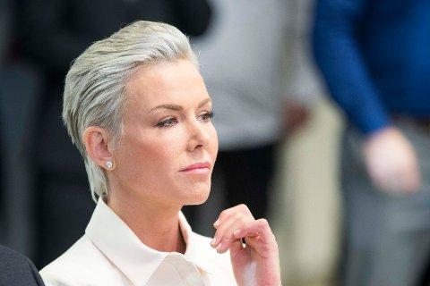 FORNØYD: Gunhild Stordalens EAT kan smile bredt over å ha fått 150.000 kr i prosjektstøtte.
