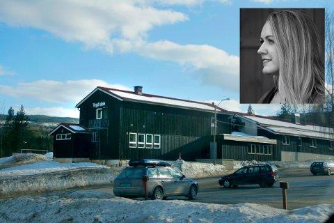 NY REKTOR: Gunn Hege Huslende (37) fra Lampeland blir ny rektor på Veggli skole fra mars.