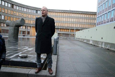 Konstituert veidirektør Bjørne Grimsrud.