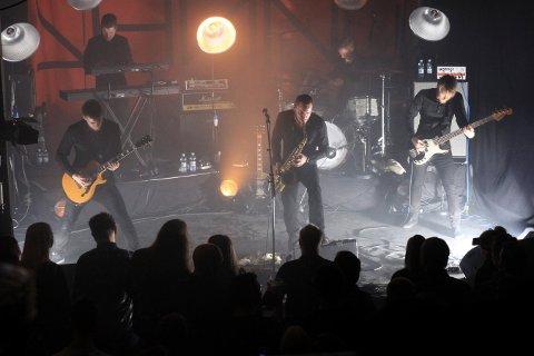 KOMMER 2: Shining holder konsert på Energi Mølla lørdag kveld. Bildet er fra en konsert samme sted i 2014.