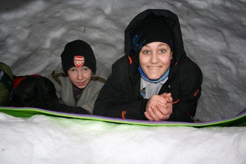 Tobias og Henning