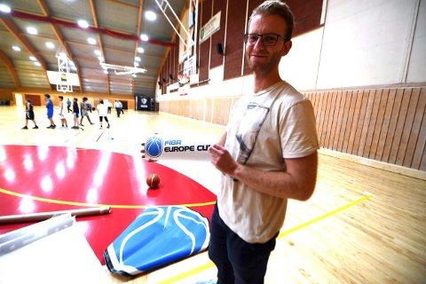 PRIS: André Langrin Hansen og Miners ble på nytt kåret til beste arrangør.