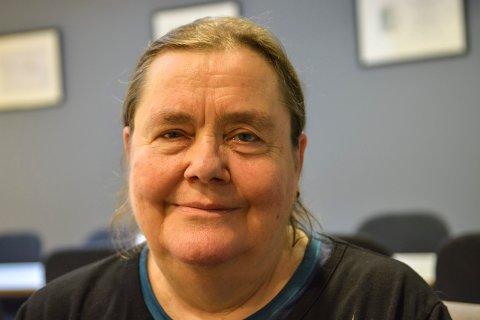 FORTSATT ENGASJERT Veslemøy Fjerdingstad har jobbet for kvinnesaken i 50 år, og har ingen planer om å gi seg.