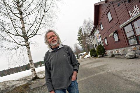 IKKE ENIG: Tov Sandnæs fra SV i Nore og Uvdal er ikke enig i utbyggingen av Godfarfoss kraftverk.