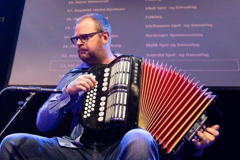 BEST PÅ TORADER: Pål Bratås fra Flesberg var best i sin klasse.