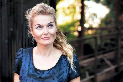 HOLDER KONSERT: Tove Bøygard blir å høre på Sevletunet i Nore og Uvdal lørdag 7. september.