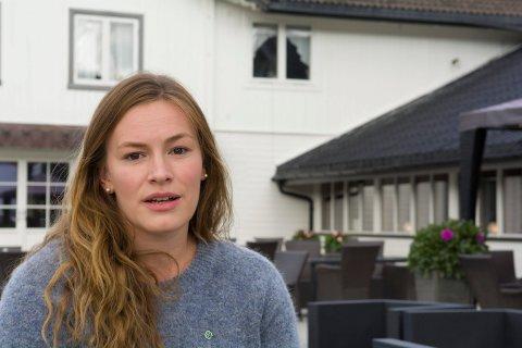 UKJENT: Rollag-ordfører VIel Jaren Heitmann sier ingen offisielle instanser har registrert noen smittede i Rollag.