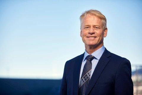 OPPTATT AV INDUSTRIEN: Johan Edvard Grimstad (Sp), fylkesråd for næring og tannhelse, reagerer på Eriksrøds uttalelser.